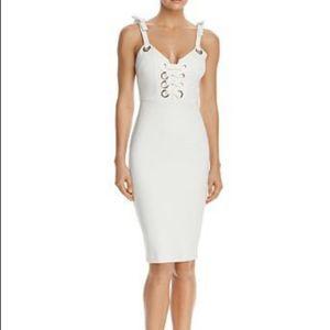 Elliatt Dahlia Dress White Party Summer dress